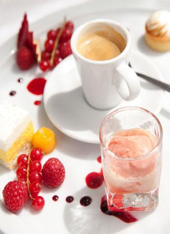 Café et ses gourmandises